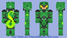 Matt Gargan/The Scorpion Minecraft Skin