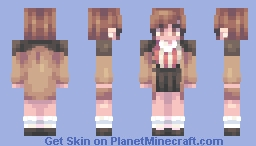 Chocolates Minecraft Skin