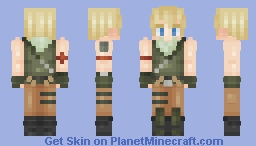 Default Skin (Fortnite) | ~𝘈𝘭𝘺𝘴𝘴𝘢~ Minecraft Skin