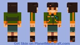 Misaki Minecraft Skin