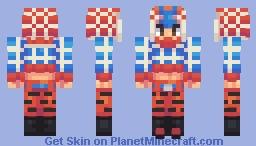 Guido Mista | Vento Aureo (Alt. Colors in Desc.) Minecraft Skin