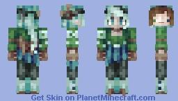 Sham // Fanskin CE Minecraft Skin