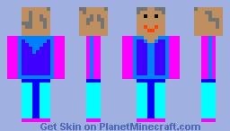 MyNameIsBob Minecraft Skin