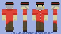 Person Minecraft Skin