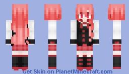 Akame Ga Kill || Chelsea Minecraft Skin