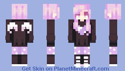 Game over, you won my heart ᴘᴏᴘʀᴇᴇʟ Minecraft Skin