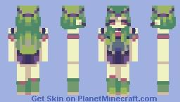 𝓰𝓪𝓵𝓪𝔁𝔂 𝓪𝓲𝓻   dragon's palette challenge Minecraft Skin