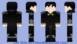 Satou Pendragon (Death March to the Parallel World Rhapsody) Minecraft Skin