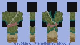 Massive Craft Request: BillytheScroofy Minecraft Skin