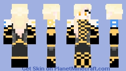 Chaos Minecraft Skin