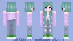 old skin redone Minecraft Skin