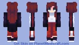 нσω уσυ ∂αяє? ~Inspirinq (PR) Minecraft Skin