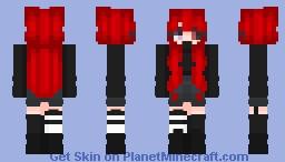 Me (girl) Minecraft Skin