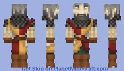 Medieval Lord with Surcoat Minecraft Skin
