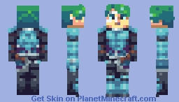 Alm [pop reel] Minecraft Skin