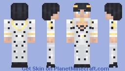 Bruno Buccellati (Alts in Description) Minecraft Skin