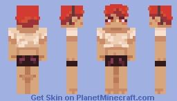 Radical Ed Minecraft Skin