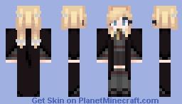 Sigrun Lavenhart Minecraft Skin