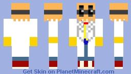 Dr  Flug Minecraft Skin