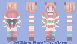 stab my walls when i'm bored ; fs Minecraft Skin