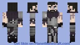 Haunted Knight Minecraft Skin