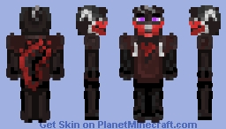 ﴾ξꭚꞕꝍ₮₮ἷ﴿  Inumi, the shy brother - ମequest Minecraft Skin