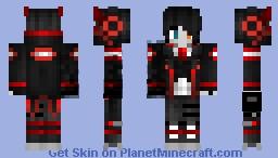 Isa T. Tenra Minecraft Skin