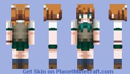 Nanase - Under Night In-Birth Minecraft Skin