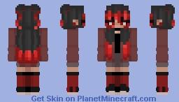 ♠ ᴮ ᴿ ᴺ ♠ Minecraft Skin
