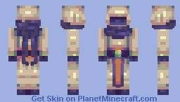 Desert Walker Minecraft Skin