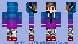 Frozentv_FEZ skin 15 years Minecraft Skin