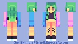 nocturne Minecraft Skin