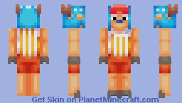 Chopper Minecraft Skin