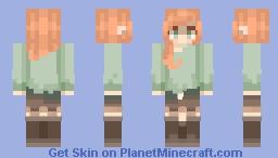 ||Alex|| **Revamped Minecraft Skin