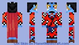 Jinbei Minecraft Skin