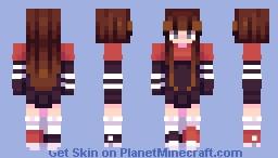 Bang! + Masculine version Minecraft Skin