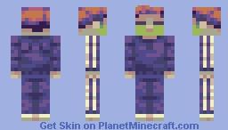 feeling sick (dragon's 6 year contest) Minecraft Skin