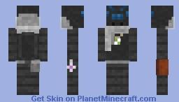 Terrence ( the spider alchemist ) Minecraft Skin