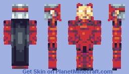 Walhart Minecraft Skin