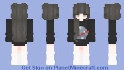 ⓃⒶⓈⒶ Minecraft Skin