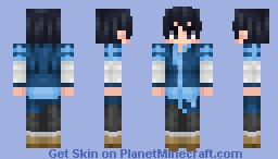 Kazuto Kirigaya Rulid Village Minecraft Skin