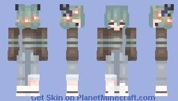 """♡ ℓαℓℓѕ ♡ """"elvish feeling"""" Minecraft Skin"""