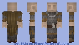[LotC] Caped Chainmail Minecraft Skin