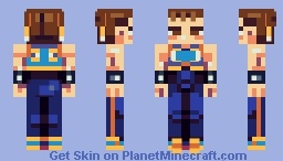 March 1st Minecraft Skin
