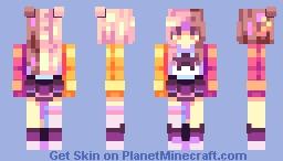 ungrateful eyes [RCE] Minecraft Skin