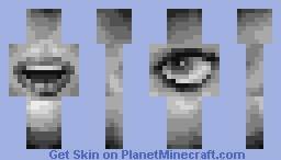 Eye Told You So Minecraft Skin