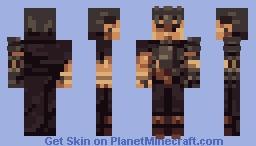 Guts - Berserk Minecraft Skin