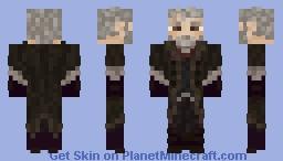 JcRed [Massive Craft] Minecraft Skin
