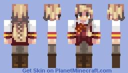 Melissa Sheild I メリッサシールド [ Boku no Hero Academia ] Minecraft Skin