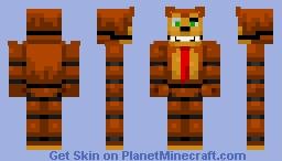 Nedd Bear #Update Minecraft Skin